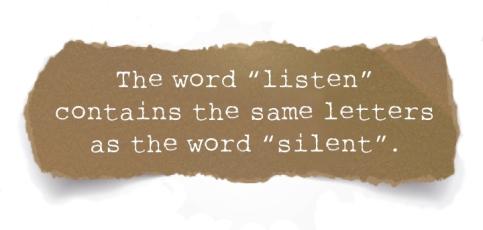 silent-listening